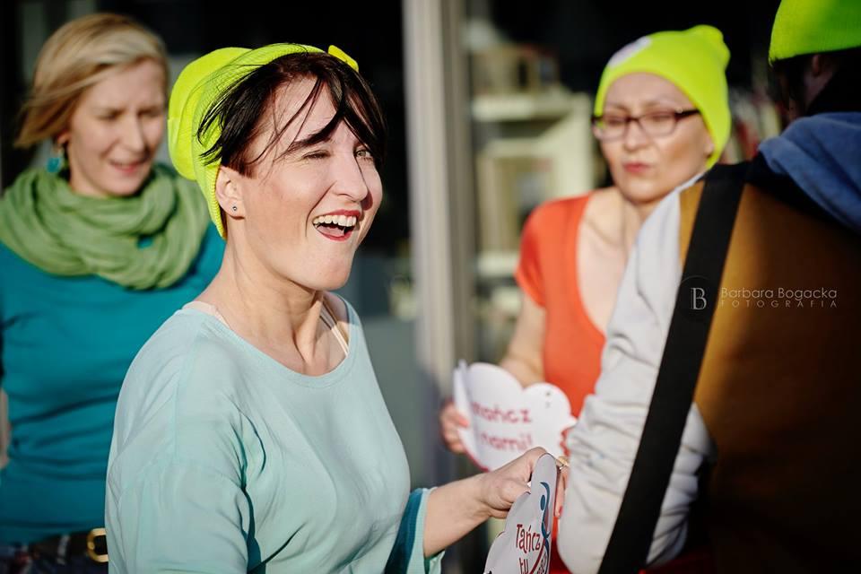 Tańcz Tu i Teraz  15.04.2015,  fot. Barbara Bogacka