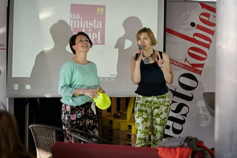 Klub Miasta Kobiet fot. Barbara Bogacka
