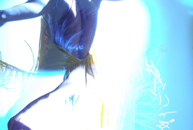 Anna Protas malowanie światłem
