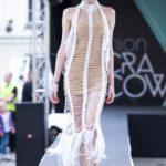 sukienka szydełkowa Fiona