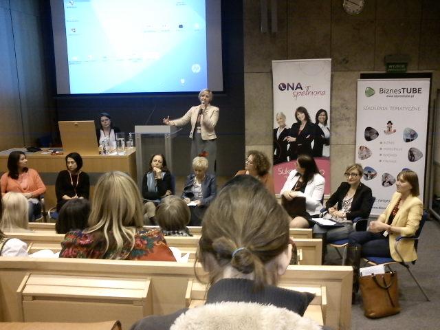 Małopolski Kongres Kobiet Kraków 2014