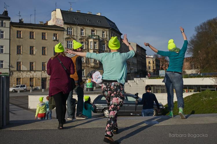 Tańcz Tu i Teraz, Klub Miasta Kobiet, fot. Barbara Bogacka
