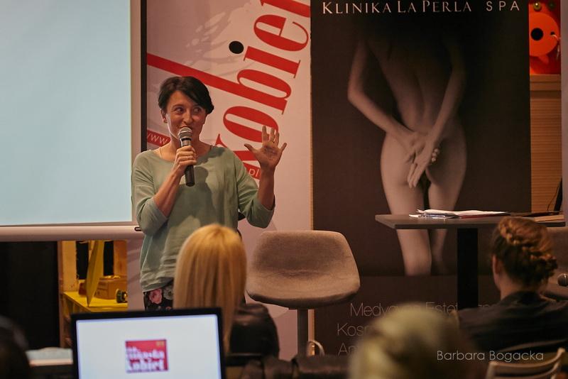 Klub Miasta Kobiet Anna Protas fot. Barbara Bogacka