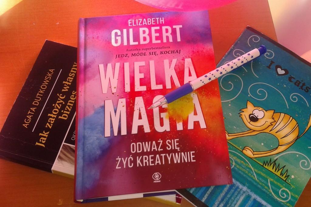 wielka magia elizabeth gilbert w szpitalu