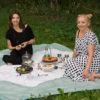 Czarna Tunika Sukienka Mocy Anna Protas Fot: Daria Olzacka, Wizaż: Justyna Lunar Make Up