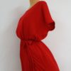 9. Czerwona Sukienka Z Falbanami 20180709_150808