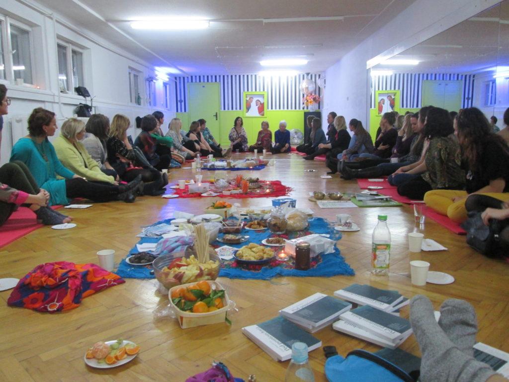 Spotkanie Kobiet Mocy i CzaroDziejnic Anna Protas