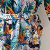 Sukienka w Kwiaty Strelicje