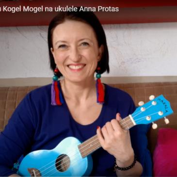 szukaj mnie kogel mogel na ukulele Anna Protas