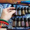 Kosmetyczka Na Olejki eteryczne